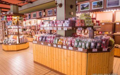 Bonbon artisanal dans les Vosges
