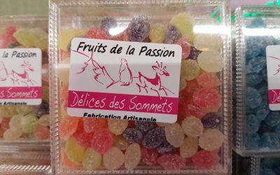 Fabrique artisanale de bonbons dans les Vosges